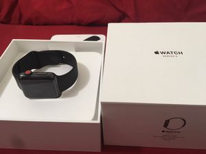 APPLE WATCH SERIES 3 GPS+CELLULAR for Sale in Lacey, WA