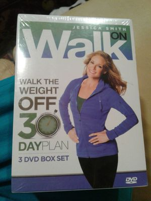 Walk the weight off 30 day plan for Sale in Baton Rouge, LA