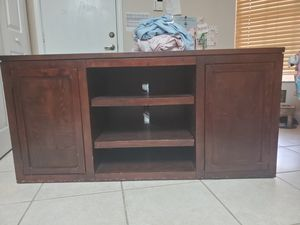 TV stand for sale for Sale in Boca Raton, FL