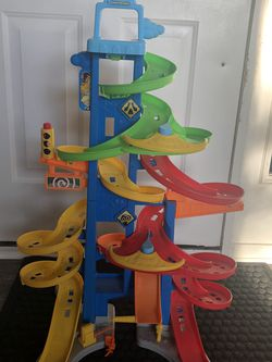 Little People Car Ramp for Sale in Grayslake,  IL