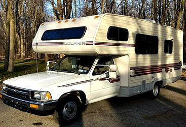 RV Toyota Dolphin 1992 Great!!! for Sale in Pittsburgh,  PA