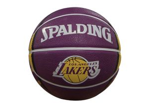 Mini Official Basketball Los Angeles Lakers Spalding Brand New NBA NCAA Dave & Busters Official Merchandise for Sale in Los Angeles, CA