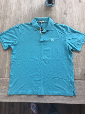 Men's Burberry Polo Shirt for Sale in San Diego, CA