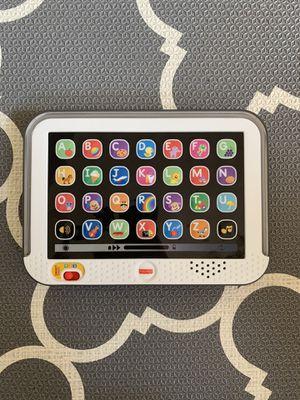 Fisher price smart tablet for Sale in Aldie, VA