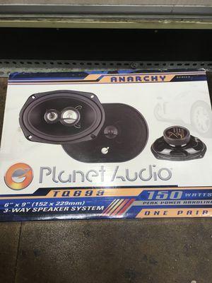 Planet audio speaker 6 x 9 for Sale in Durham, NC