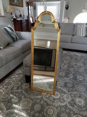 Antique tall mirror wooden frame for Sale in Atlanta, GA