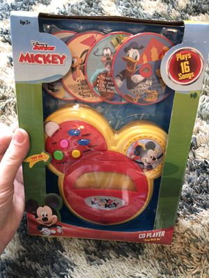 Mickey Mouse music toy for Sale in Fountain Inn, SC