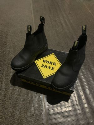 Work boots new. Size 9 for Sale in Oakland, CA