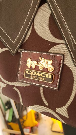 Coach bag for Sale in Clermont, FL
