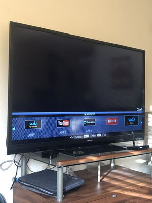 "60"" Inches Sharp Smart TV for Sale in Chandler, AZ"