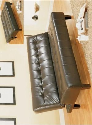 Marco Adjustable Futon Sofa for Sale in Jessup, MD