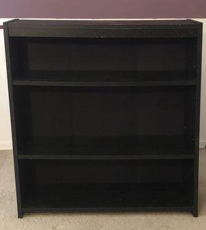 Black Bookcase w/ Adjustable Shelves for Sale in Alexandria, VA