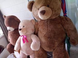 Three big bears for Sale in Bradenton, FL