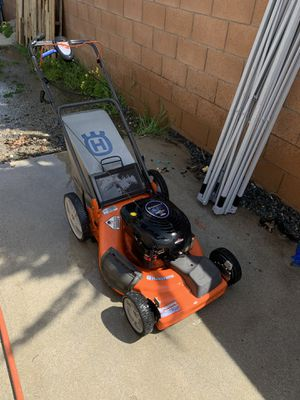 Lawnmower Husqvarna *Not Free* for Sale in Upland, CA