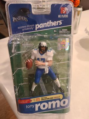Tony Romo Mcfarlane Action Figure for Sale in Mission Viejo, CA