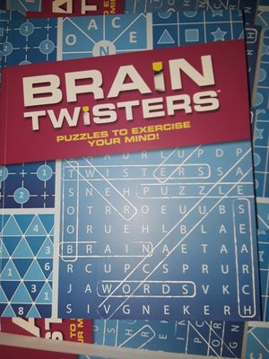 BRAIN TWISTERS for Sale in Mableton, GA
