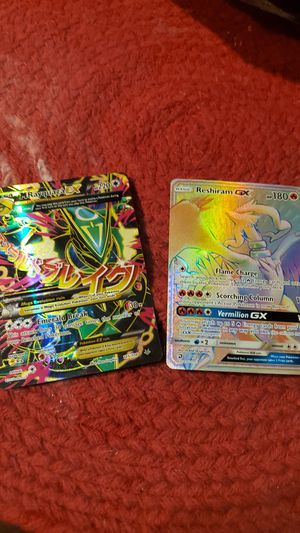 Rare Pokémon cards rainbow rare for Sale in Haw River, NC