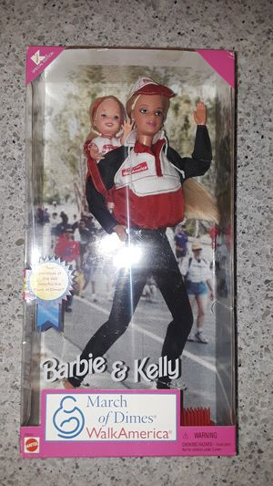 Barbie and kelly for Sale in San Carlos, CA