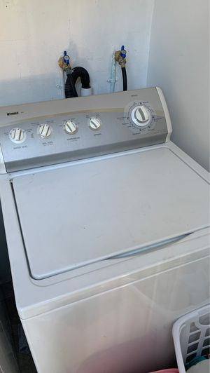 Kenmore Washer and Dryer for Sale in Hialeah, FL