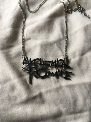 My chemical romance necklace for Sale in Bangor, ME