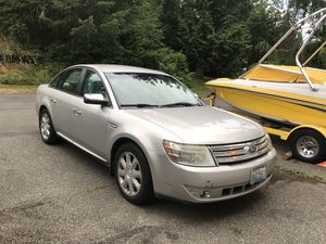 2008 Ford Taurus for Sale in Snohomish, WA