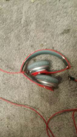 Red beats (not wireless ) for Sale in Las Vegas, NV