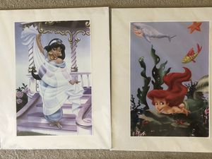 "Disney Princess Posters 20"" x 17"" free for Sale in Folsom, CA"