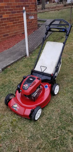"""TORO RECYCLER 22"""" 190CC PERSONAL PACE LAWN MOWER for Sale in Hillcrest Heights, MD"""