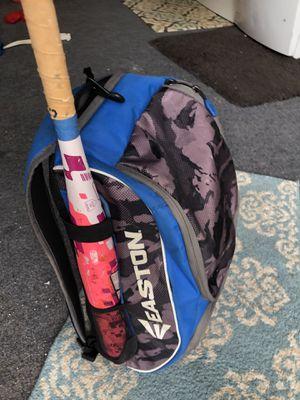 Easton bat bag for Sale in St. Petersburg, FL