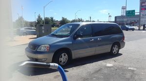 2005 Ford Freestar minivan fully loaded alloyed wheels DVD ice cold AC 116k miles for Sale in Philadelphia, PA