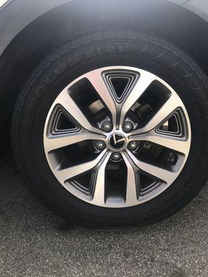 "Kia 17"" Factory Rims (4) for Sale in Glendora, CA"