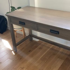 Gilford Threshold 2 Drawer Desk for Sale in Los Angeles, CA