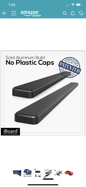 Ford F-150 Super Cab side steps for Sale in Fresno, CA