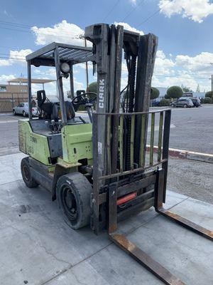 Clark forklift 5000lb yard tires for Sale in Phoenix, AZ