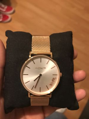 Coach watch for Sale in North Las Vegas, NV