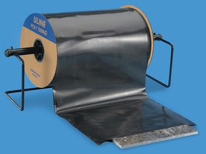 """Black Poly Tubing Roll - 6 Mil, 16"""" x 500' for Sale in Thomasville, NC"""