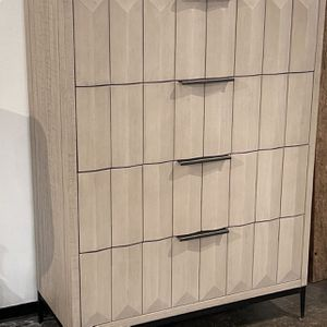 New Solid Pine Wood Modern Dresser for Sale in Los Angeles, CA