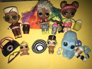 Lol dolls lot 6 for Sale in Portland, OR