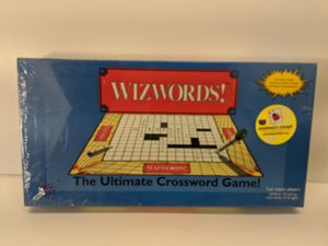 Wizwords! The Ultimate Crossword Game for Sale in Arlington Heights, IL