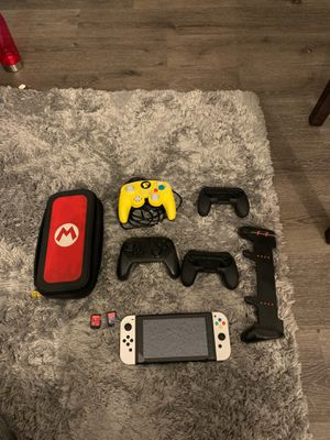 Nintendo switch (RARE) +25 games for Sale in Long Beach, CA