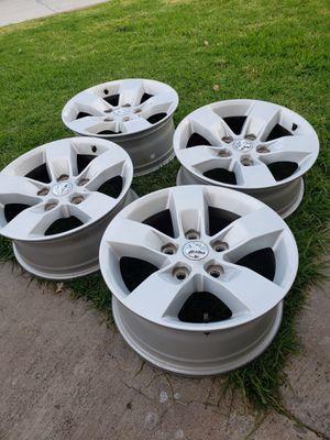 """17"""" inches Dodge Ram wheels $450 obo for Sale in El Cajon, CA"""