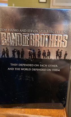 Band of Brothers Complete DVD Set for Sale in Alexandria,  VA