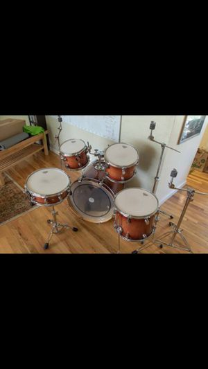 PDP by DW M-5 all maple 5 piece drum set for Sale in Portland, OR