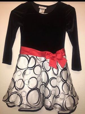 Dress for little girl (Size 6X) $5.00 for Sale in McKinney, TX