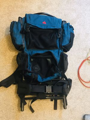 Eastern Mountain Sports EXT 4000 Hiking and Camping Backpack with Supplies for Sale in Medford, MA