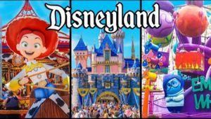 Disneyland/CA hopper tickets for Sale in Garden Grove, CA