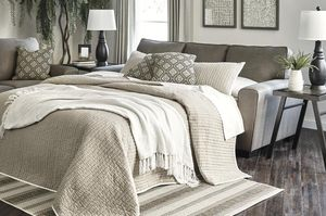 Calicho Cashhhhmere Queen Sofa Sleeper for Sale in Arlington, VA