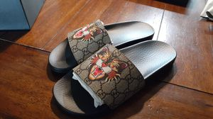 Brand new Gucci slides size 37 for Sale in Whitehall, OH