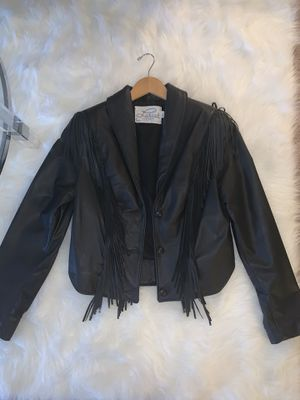 Black Leather Jacket for Sale in Austin, TX