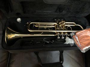 Mendini by Cecilio Gold Trumpet for Sale in Las Vegas, NV